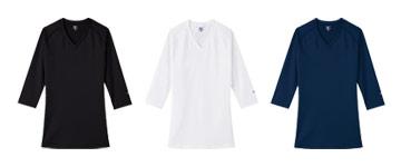 ミズノのスクラブ白衣MZ0135