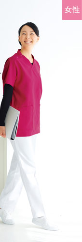 wh10442 女性用医療ズボン
