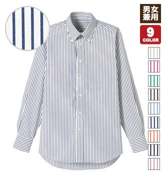 ストライプシャツ(34-FB4508U)