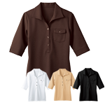 ニットワッフルシャツ(32-00103)