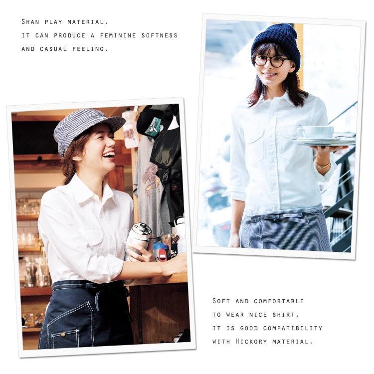Lee長袖シャツ