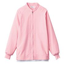 当店で一番おすすめ!高温作業場向けピンク色の長袖ジャンパー(33-CD656)