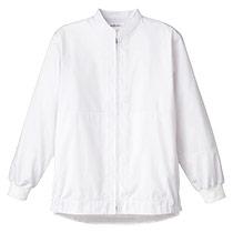 リーズナブルで大人気なホワイト色の長袖ジャンパー(33-RNA1711)