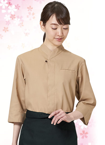 涼しく着られる和風シャツの特徴