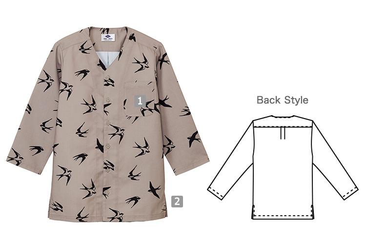 ダボシャツ(31-AS8317)の商品詳細