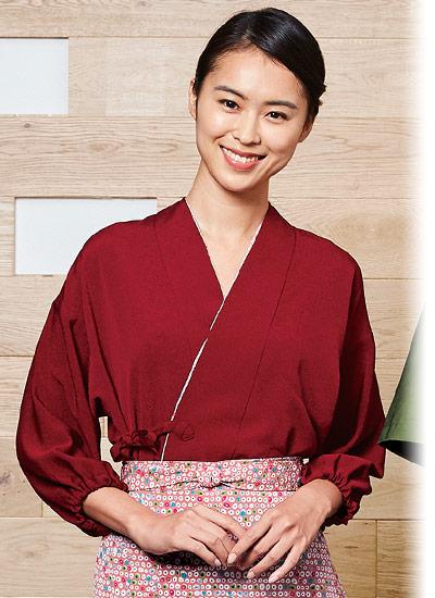 チトセの作務衣(31-K8406)のポイント画像