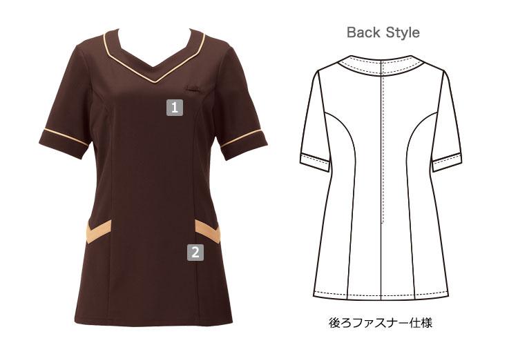 ニットワッフルシャツ(32-00105)のおすすめポイント