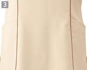 チュニックシャツのポイント3:両腰ポケット