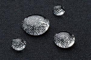 サンペックスの超撥水交織ポプリンの画像