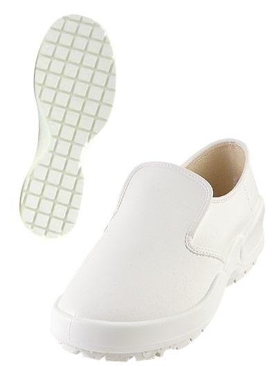 靴底にEVAキュービックパターンを採用しノンスリップ性をアップ!