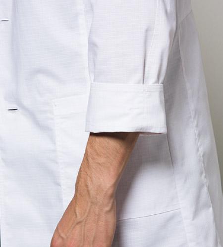 腕まくりしやすい袖仕様のイメージ画像