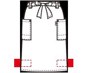 左(右)スソの加工位置はこちらになります