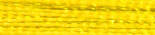 刺しゅう糸色のレモンイエロー(116)