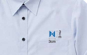 小(3cm×3cm)イメージ画像