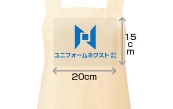 横半分(20cm×15cm)イメージ画像