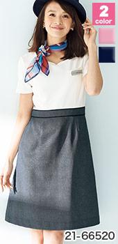 EN JOIE(アンジョア)事務服 おすすめのオフィス制服向けのワンピース