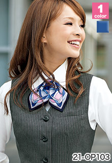 EN JOIE(アンジョア)の事務服 21-op103