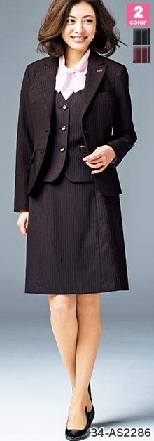 BONMAX(ボンマックス)の事務服 スカート 34-as2286