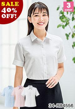 ボンマックス(BONMAX)事務服 半袖シャツ