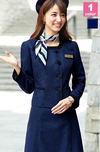 EN JOIE(アンジョア)の事務服21-81730