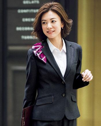 カーシーカシマ(enjoy)の事務服  A9-EAJ474