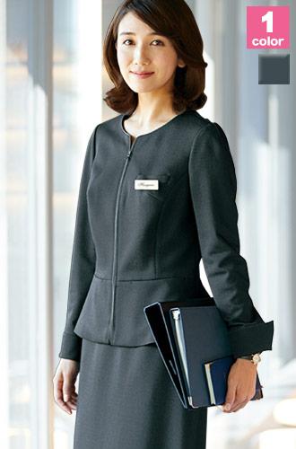 ALPHAPIER(アルファピア)の事務服 高通気で快適なジャケット 22-yt4307