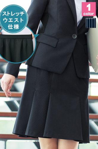 GROW(グロウ)の事務服 プリーツスカート 28-gskl1562
