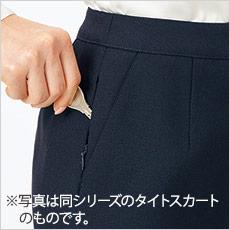 フレアスカート 22-YT3917 シークレットポケット