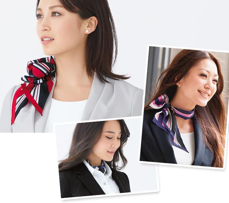 スカーフ A9-EAZ487 2枚目画像