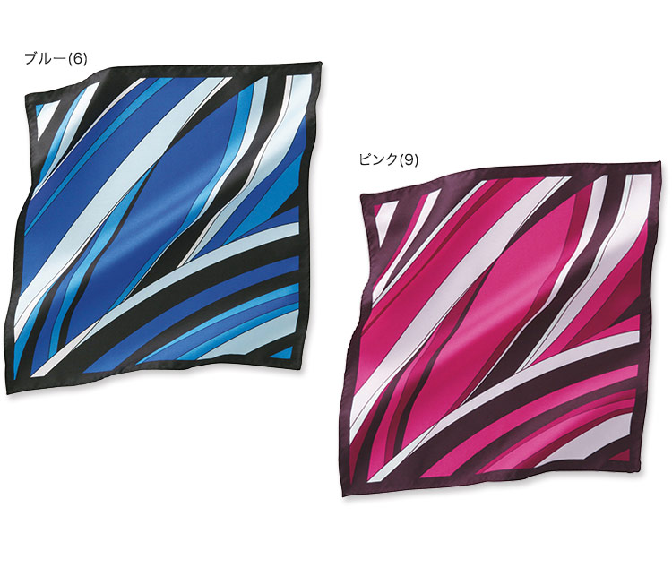 ミニスカーフ A9-EAZ603 カラーバリエーション