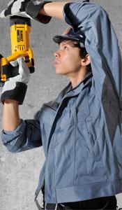 電気工事・設備関連におすすめのワークウェア