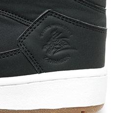 自重堂安全靴 S5163 履き口