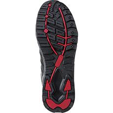 自重堂安全靴 s6161 靴底
