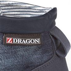 自重堂安全靴 s7163 脱ぎ履きに便利なヒールストラップ