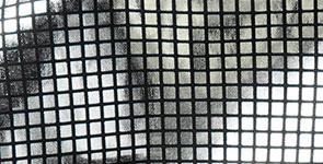 裏地のアルミ箔プリント加工