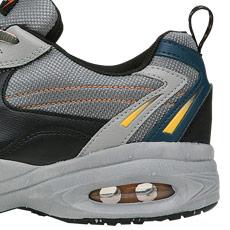 ジーベック安全靴 85109 ベロ部分にブランドロゴプリント