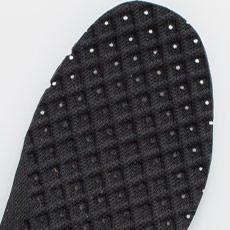 ジーベック安全靴 85134 通気性のあるインソール