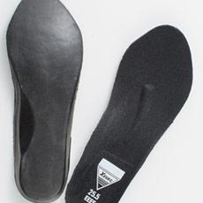 ジーベック安全靴 85140 立体構造のインソール