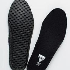 ジーベック安全靴 85405 立体構造のインソール