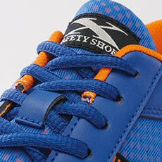 ジーベック安全靴 85406 オーバルシューレース