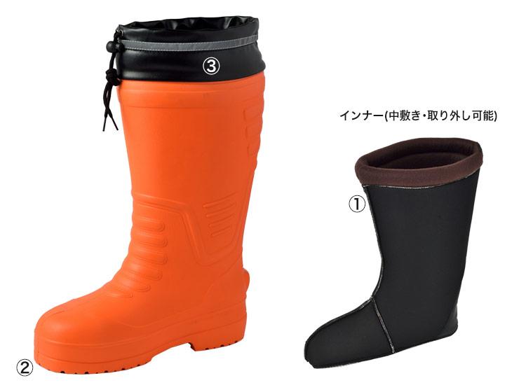 ジーベック安全靴 85712 商品詳細