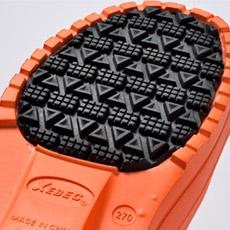 ジーベック安全靴 85712 底