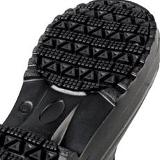 ジーベック安全靴 85714 耐滑性/耐摩耗性