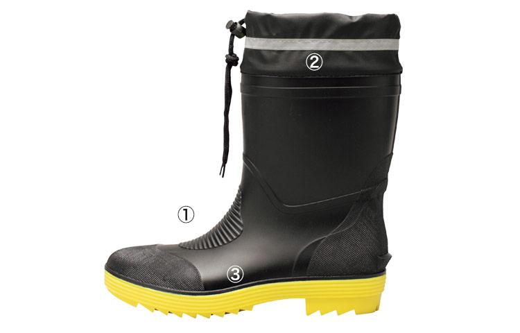 ジーベック安全靴 85763 商品詳細