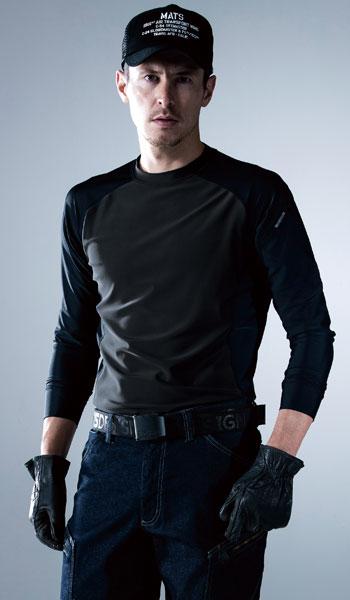 TS DESIGN ロングスリーブシャツ 84152