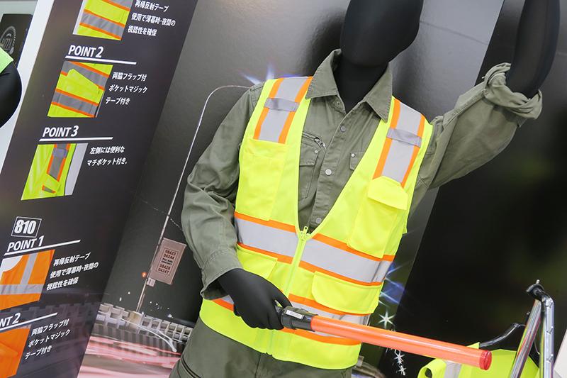 ジーベックの809シリーズは収納抜群の作業服