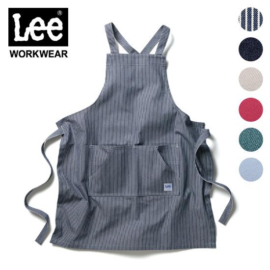 Lee胸当てエプロン(34-LCK79003)