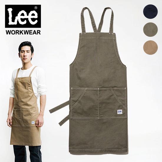 Lee胸当てエプロン(34-LCK79009)