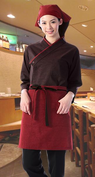 和食店スタッフコーディネート1