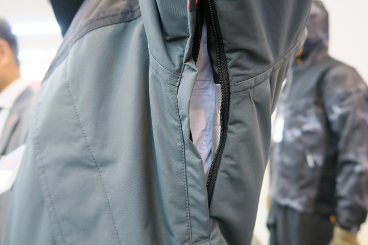 バートル 防水防寒ジャケット 7610